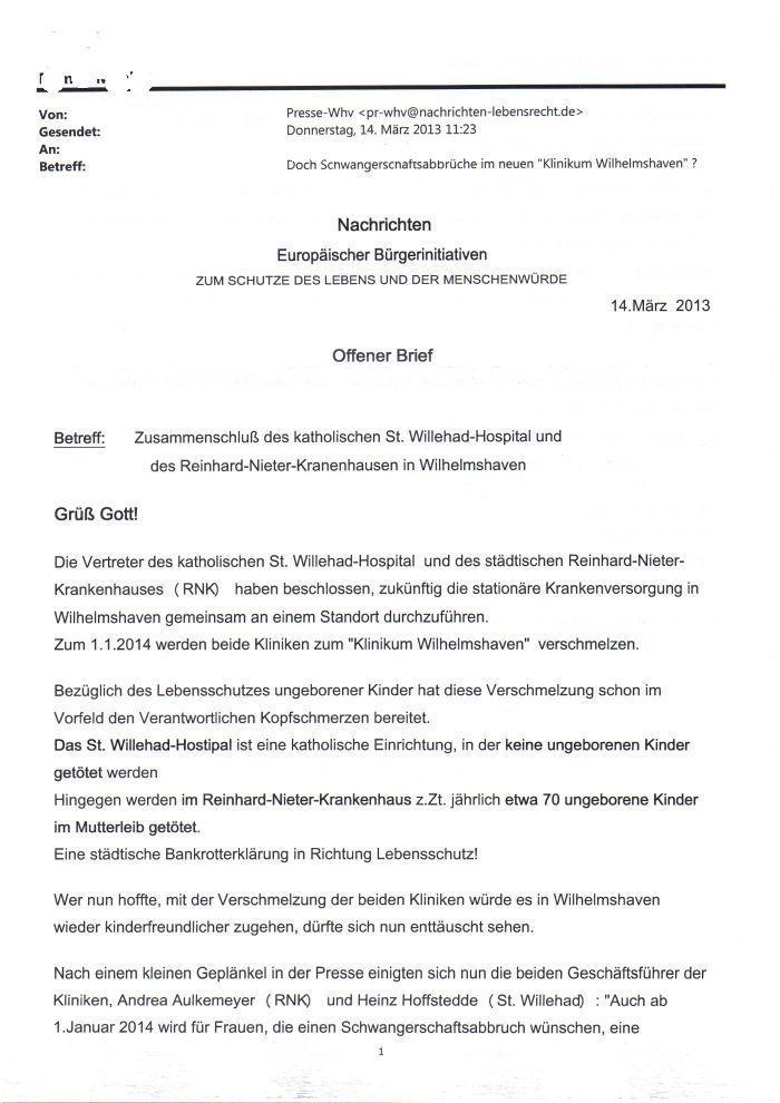 Briefe Schreiben Wie Ein Anwalt : Rechtsanwalt aus wilhelmshaven reagiert auf ein info e